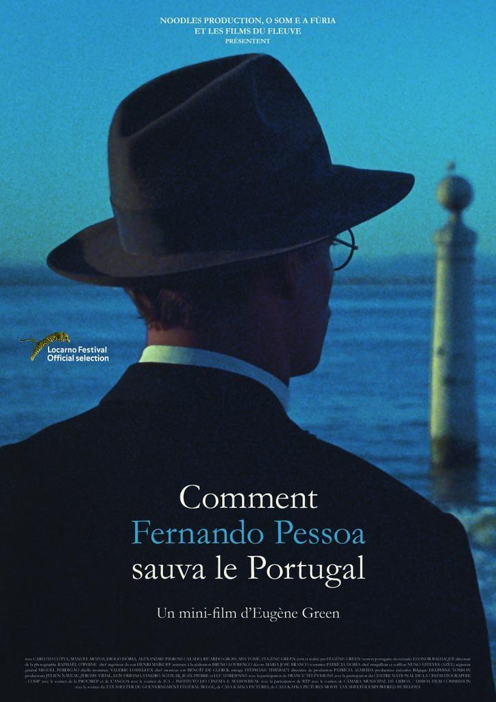 Eugène Green - Como Fernando Pessoa salvou Portugal