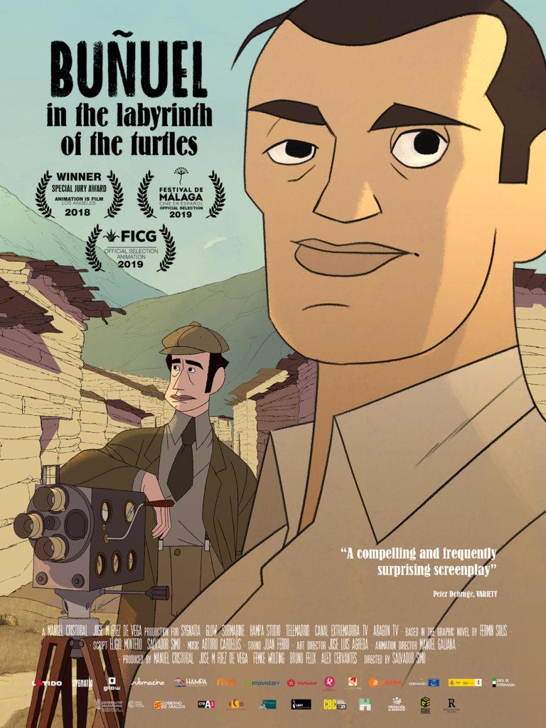 Buñuel après l'âge d'or - Salvador Simó