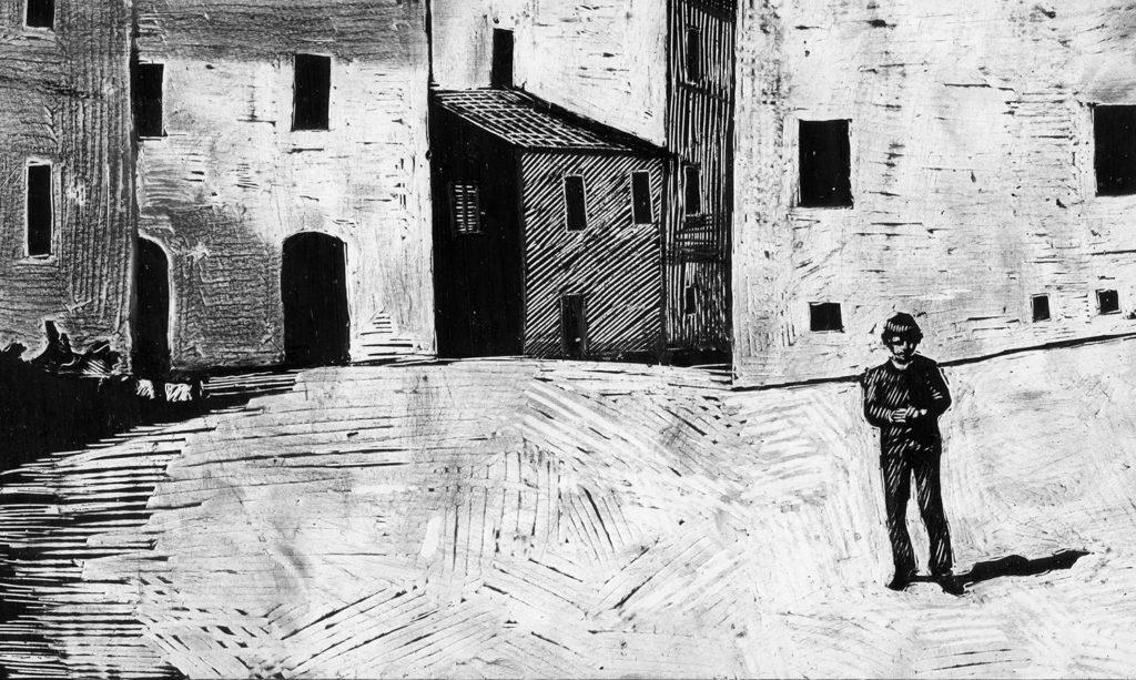 Tre infanzie - Simone Massi