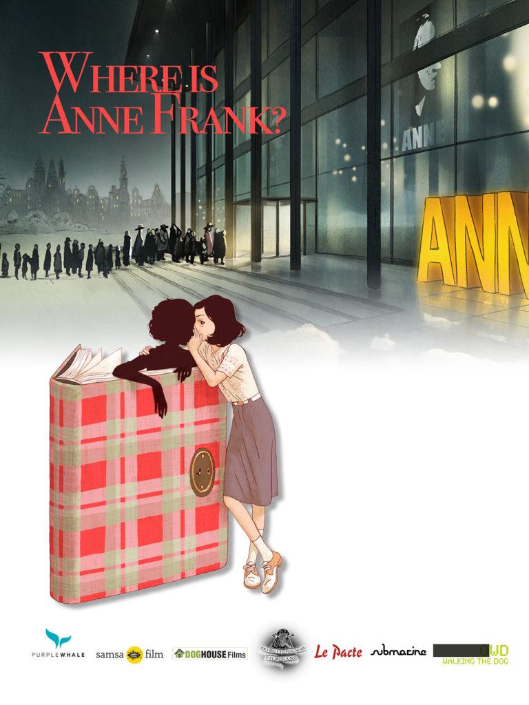 Where is Anne Frank ? - Ari Folman