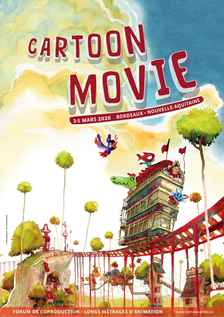 Cartoon movie 2020